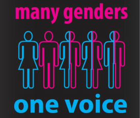 Many Genders One Voice